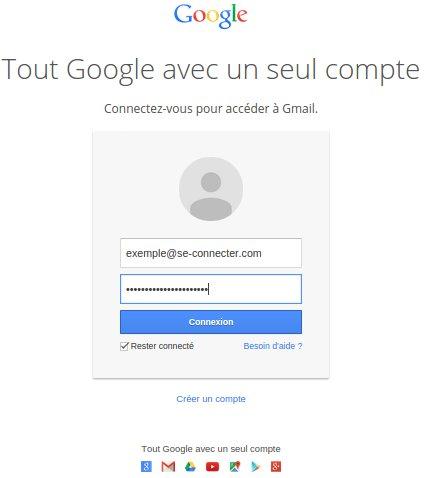 Tout Google avec un seul compte