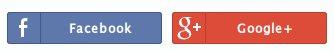 Facebook ou Google+