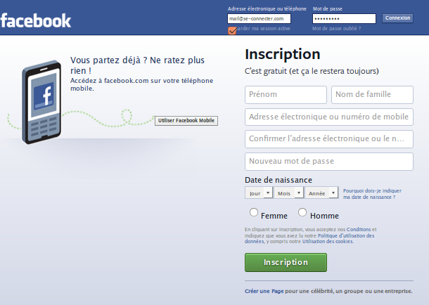 Rencontres facebook forum
