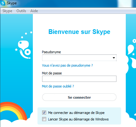 se connecter skype en ligne avec microsoft. Black Bedroom Furniture Sets. Home Design Ideas